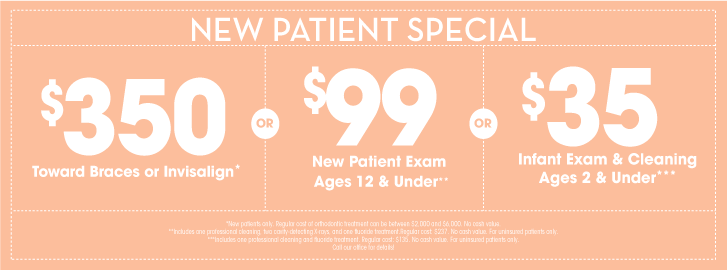New Patient Coupon for Sunshine Pediatric Dentistry